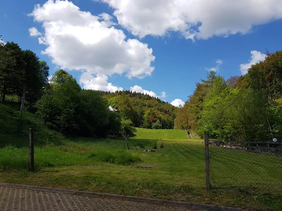 Familienwochenende im Thüringer Wald