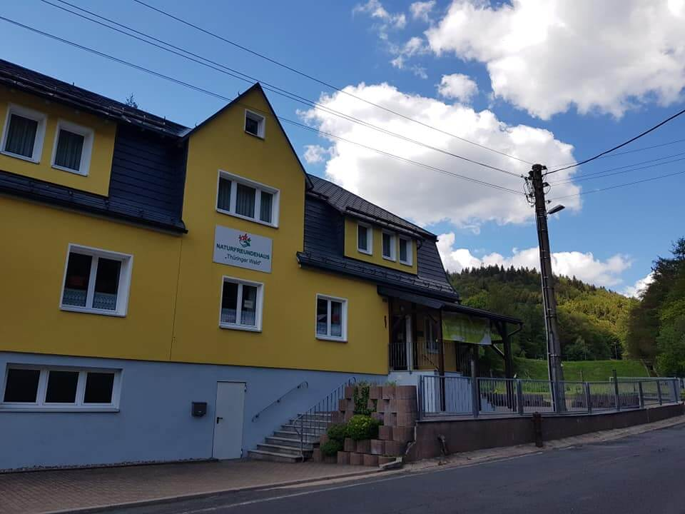 "Naturfreundehaus ""Thüringer Wald"" – Bild 1"