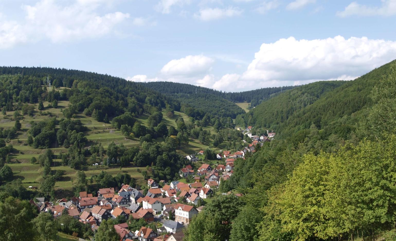 """Naturfreundehaus """"Thüringer Wald"""" – Umgebung, Bild1"""
